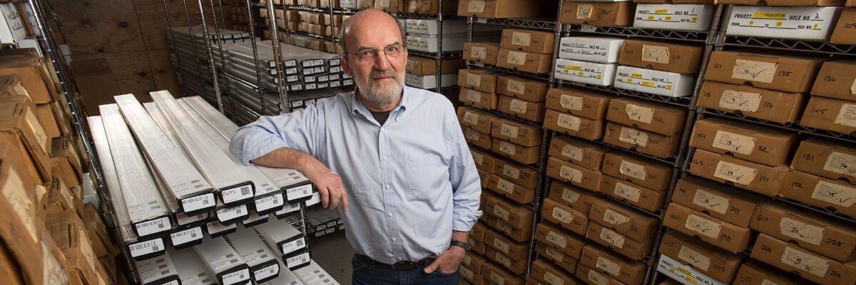 Olsson publishes new Atlas of Oligocene Planktonic Foraminifera